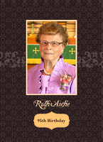Ruth Asche {95th Birthday}